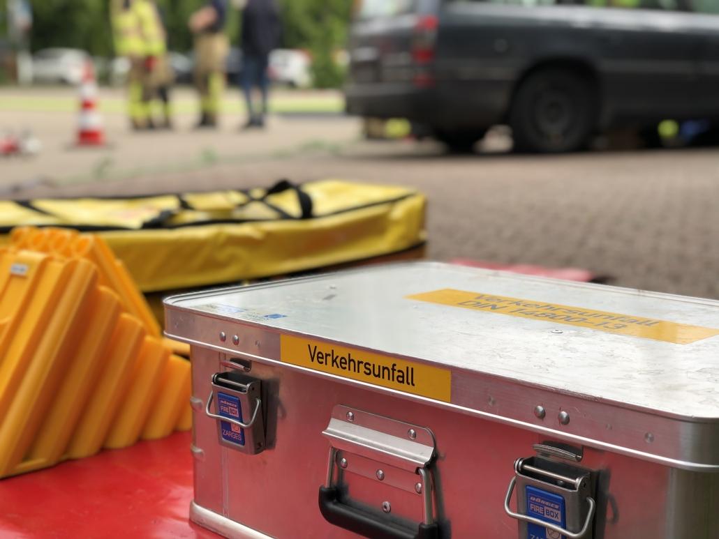 Rettungskarten Freiwillige Feuerwehr Alpen